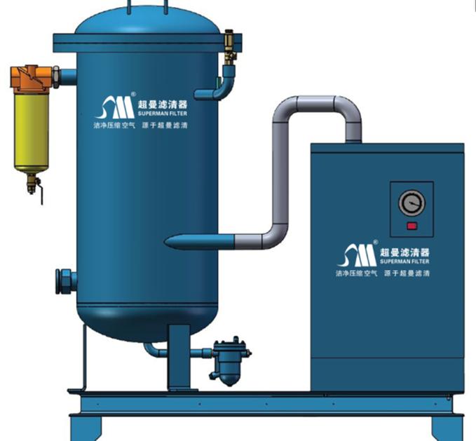 上海超曼滤清器有限公司(Shanghai SuperMan filter CO.,LTD)_无动力油水分离器.png
