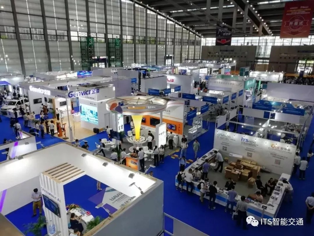 明星展商 | 欧冠科技将亮相2020深圳国际智能交通展