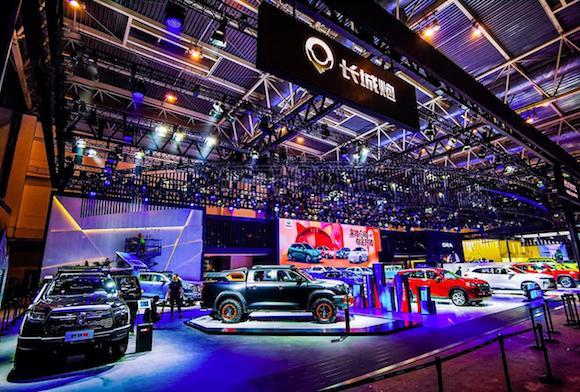 爆款云集slay全场 长城汽车惊艳亮相2020北京车展