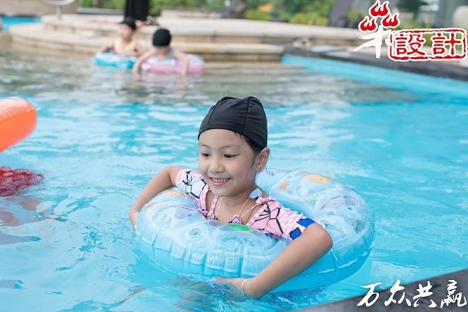 【江门·恩平市·逸豪游泳池】¥29.9抢无边际网红游泳池儿童票3次(可拆分使用),成人可补差价!清凉一夏,一眼望不到边的泳池,视觉触觉冰霜,8月16日前使用有效~