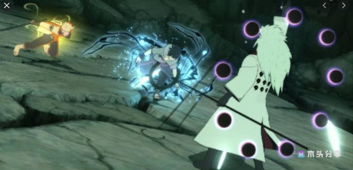 《火影忍者:究极忍者风暴4》v1.07