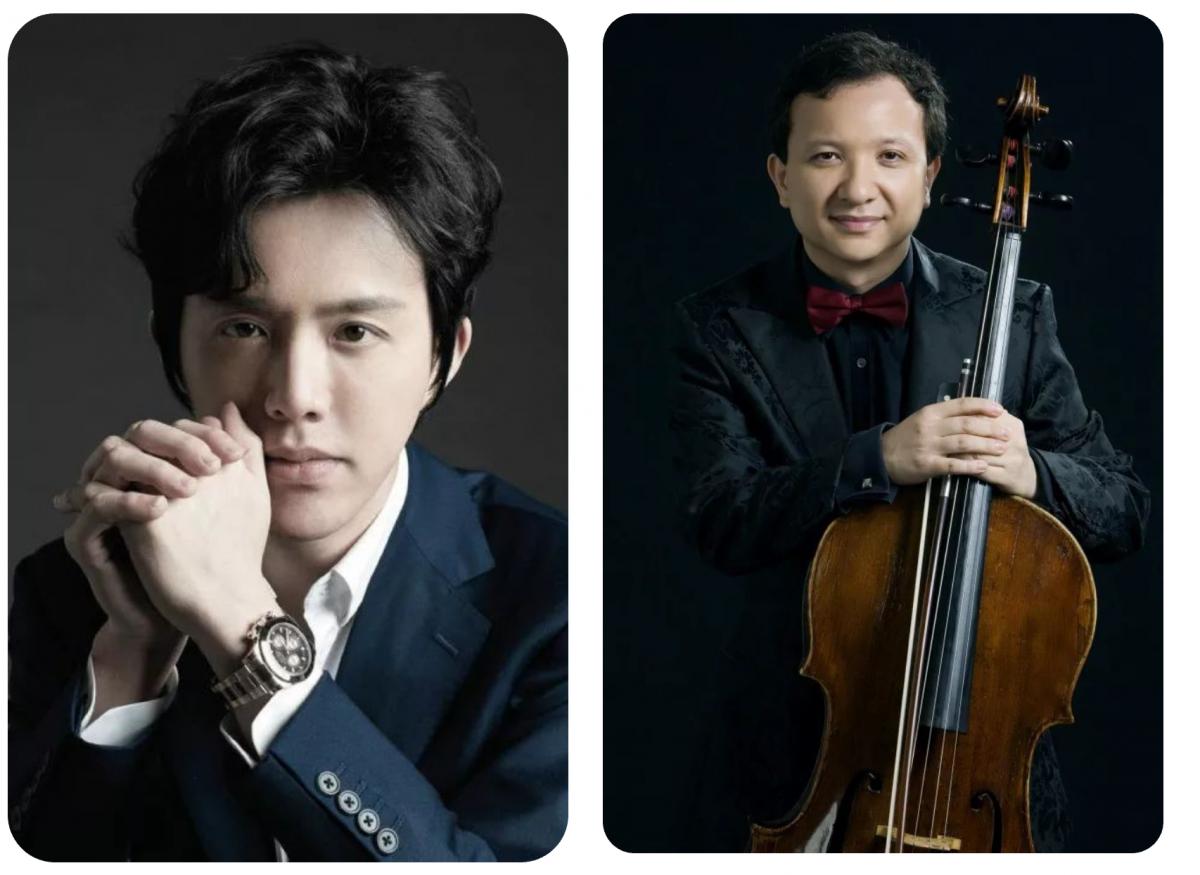 钢琴慈善音乐会 | 三月春光里,音乐传暖意,人间存真情!