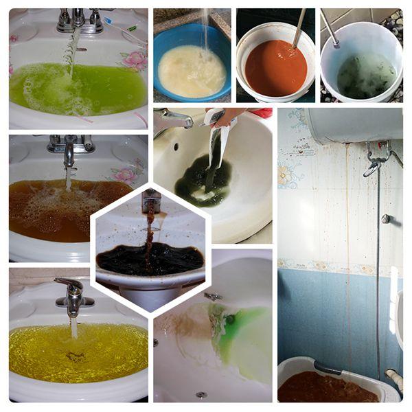 自来水颜色出现变化意味着什么?