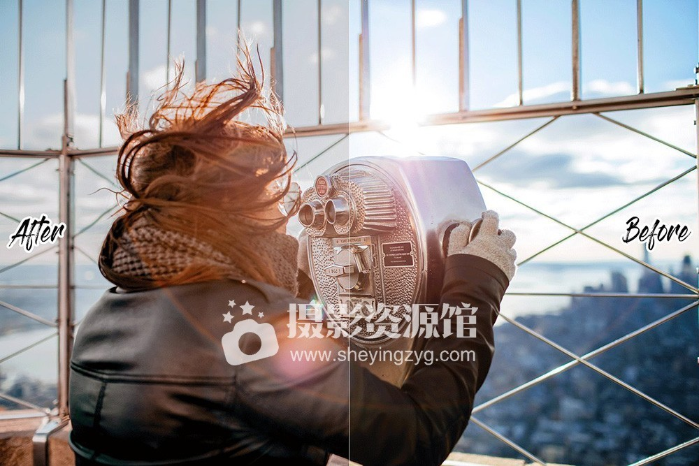 【P266】INS风旅拍电影胶片LR\PS\手机LR预设