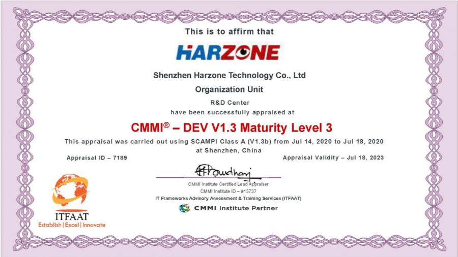 Shenzhen Harzone Certificate.jpg