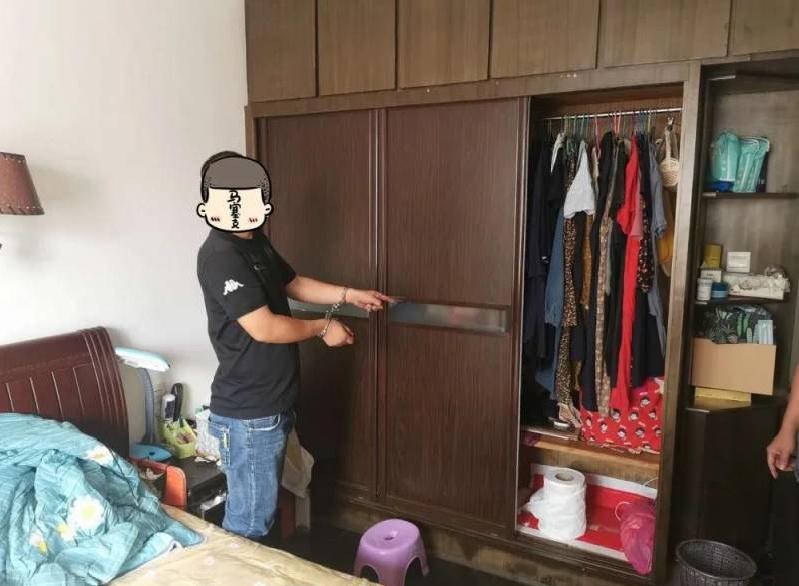 盐城一男子入室盗窃被现场活逮,竟然还想干这事。。。