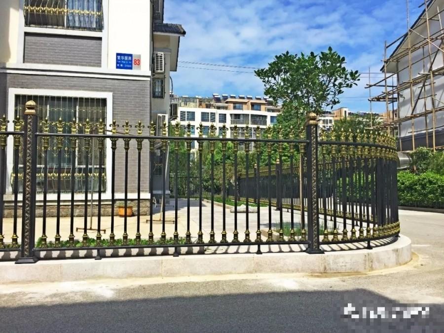 长沙铁艺围栏