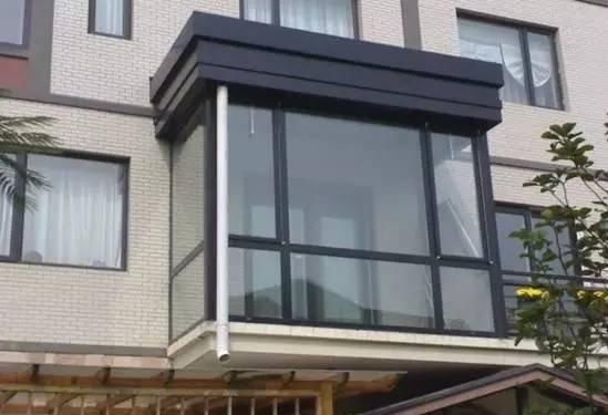 长沙断桥铝门窗