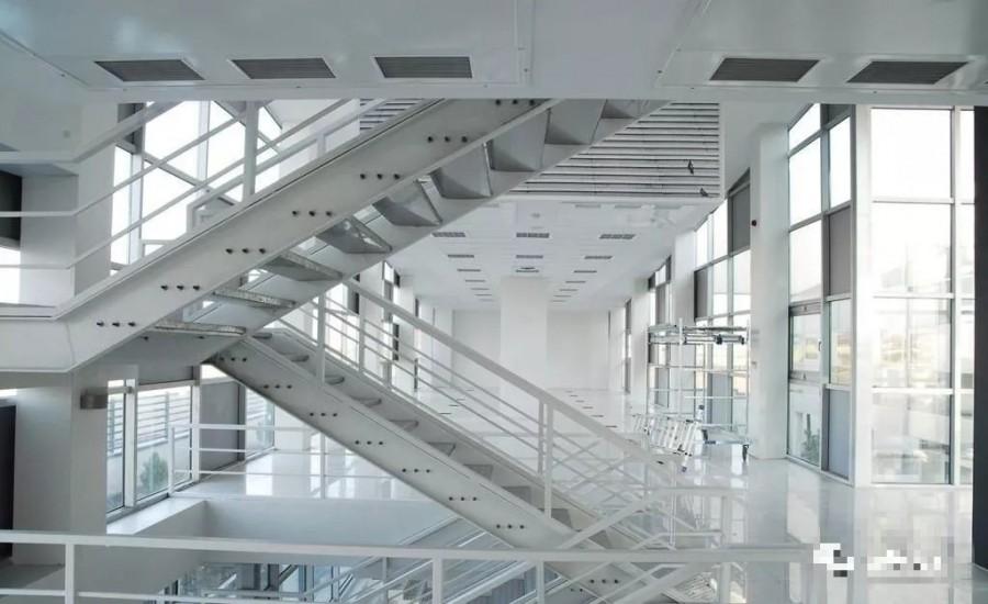 长沙钢结构楼梯